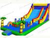 2013 Promotion big kahuna inflatable water slide