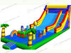 2013 Promotion big kahuna inflatable water slide