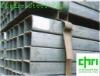 Black Welded Square Steel Pipe Q235 Q345