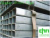 Black Welded Square Steel Pipe Q235 Q345