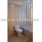 Eco-friendly 3D EVA Shower Curtain,plastic curtain