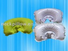 inflatable pillow/air pillow/inflatable bath pillow