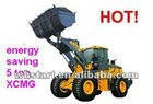 5 Ton Loader XCMG ZL50GL wheel loader for sale 3m3