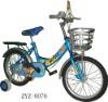 cartoon children bicycle ZY0076