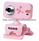 2012 The Newest TMS-56 digital USB webcam