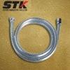 Silver PVC Hose
