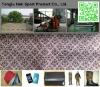 Print fabric neoprene sheet