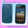 TPU S Line Case for Samsung Galaxy W I8150