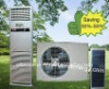 Flat Plate Standing Machinery Solar Air Conditioning System