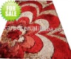 100% multi-structure polyester shaggy carpet factory