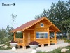 beautiful wooden house wooden house garden house House ZM-15
