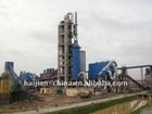 2500t/d cement production line produced by Jiangsu Haijian Stock Co.,Ltd.