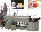 PE Foam Fruit Net Machine