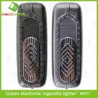 Environmental green electronic cigarette lighter with LED light