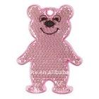 Pedestrian Safety Reflectors Teddy Bear