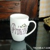 11 OZ procelain coffee mug
