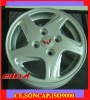 13 Inch aluminium Alloy Wheel with CE