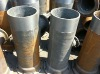 Ductile cast iron pipe fitting
