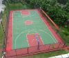 PU outdoor&indoor basketball court