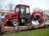 front loader back digger backhoe loader 4x4