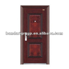 Popular Uruguay Style exterior steel security door