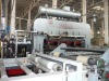melamined paper short cycle lamination hot press