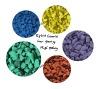 EPDM color granules