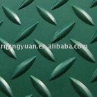 rhomb Rubber sheet