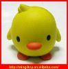 Customized and Cute Yellow Chicken Style Stress Relief Toys