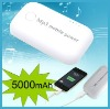Hot!! Speaker music player with usb/ mobile phone battery charger/emergency outdoor lights