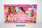 Hot Sale Beautiful Girl Dolls with Various Clothes