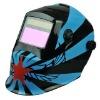 CE ANSI auto darkening welding helmet model 8711121