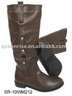 SR-10WM212-Hot selling fashion ladies flat boots