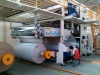 3&5 Ply Corrugated cardboard production line Hydraulic Mill Roll Stand