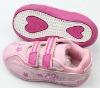2012 latest babies cartoon sport shoes