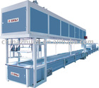 Fully-closed Upper-binding Production Line