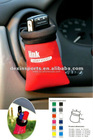 neoprene car key pouch