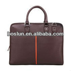 2013 New Arrival Fashion leather Laptop Bag