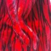 XCL polyester fashion tiger print faux /fake fur fabric