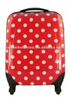 Round Dot ABS+PC Luggage
