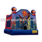 Superman Inflatable Bouncer