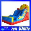 0.55mm PVC Children Inflatable Slide XHM-1307