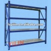 SS03 powder coating 4 layers warehouse heavy duty stacking rack