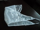 PVC Bongrace Rain Hat/rain cap/hood
