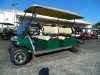 Petrol Club Car 6 Passenger Golf Cart