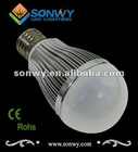 3 years warranty 6W LED Light Sensor Bulb