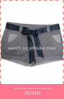 2012 fashion brand women short pants