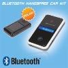 Latest solar bluetooth car kits