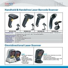 Auto-sense laser barcode scanner BC9800S FOR POS SYSTEM