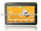 4.3 inch car gps navigation with bluetooth and mp3